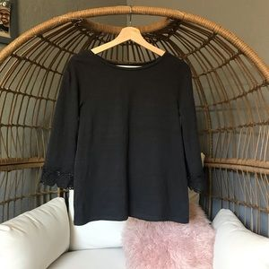 Loft 3/4 Sleeve Shirt